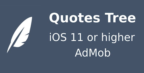 Quotes Tree - CodeCanyon Item for Sale