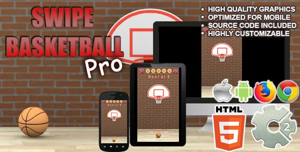 Swipe Basketball Pro