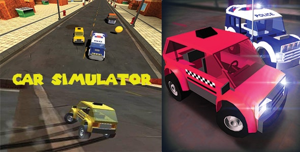 Extreme car Simulator - CodeCanyon Item for Sale