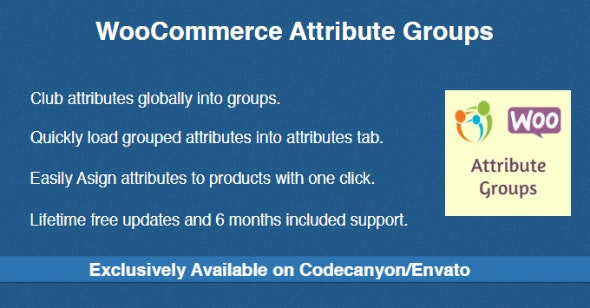 WooCommerce Grouped Attributes - CodeCanyon Item for Sale