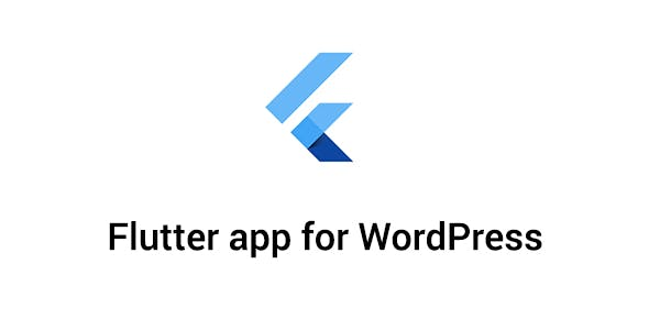 Flutter app for wordpress