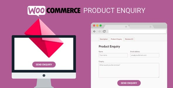 Woocommerce Product Enquiry