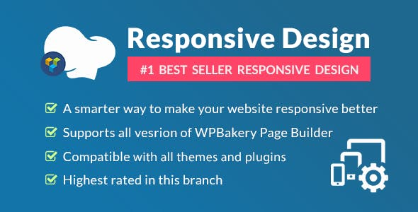 Responsive for WPBakery Page Builder (formerly Visual Composer)