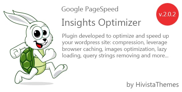 Google PageSpeed Insights Optimizer