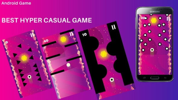 Hyper Casual Game For Android - CodeCanyon Item for Sale