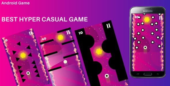 Hyper Casual Game For Android