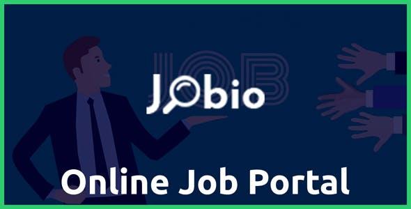 Jobio - Online Job Portal
