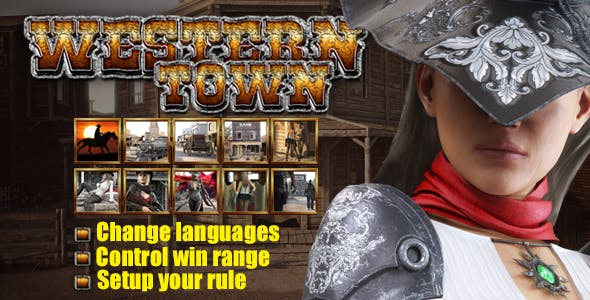 Western Town Slot