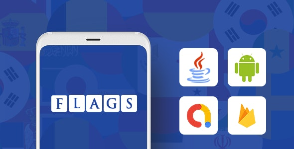 Guess The Image: Flags - Android - CodeCanyon Item for Sale