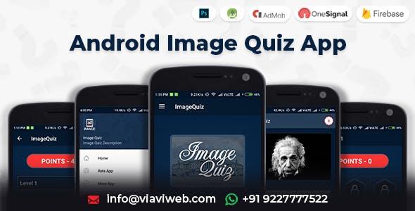 Android Image Quiz App