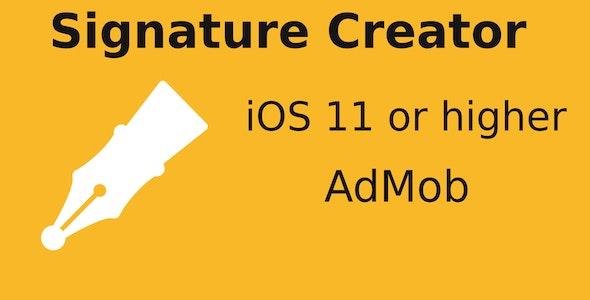 Signature Creator - CodeCanyon Item for Sale