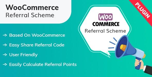 WooCommerce Referral Scheme WordPress Plugin        Nulled