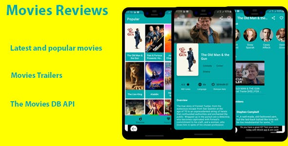 Movies Reviews -Latest and Popular Movies Reviews and Trailers