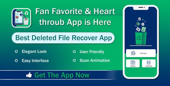 Recover Deleted File & Photos