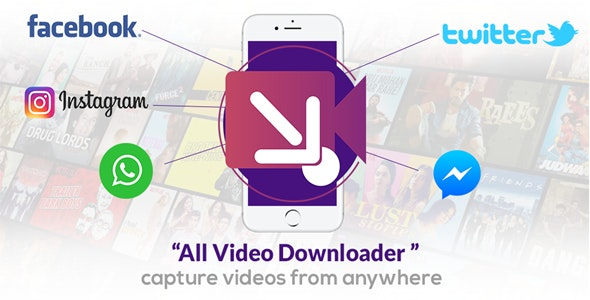 All Video Downloader - CodeCanyon Item for Sale