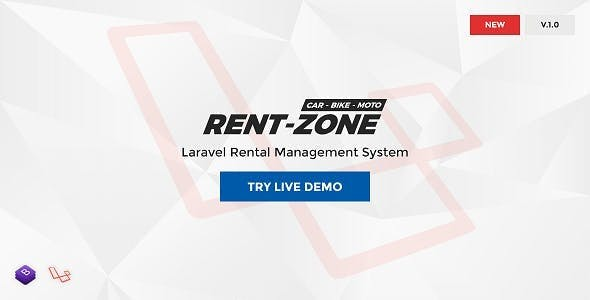 RentZone - Car Rental Booking with CMS