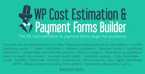 Wordpress Form Builder Plugin by Loopus