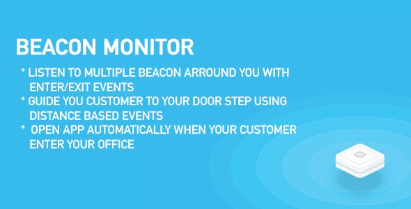 Beacon Monitor - CodeCanyon Item for Sale