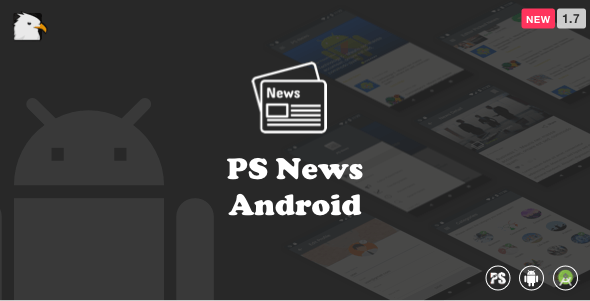 PSNews (Multipurpose Android News Application With Google Material Design) v1.7 - CodeCanyon Item for Sale