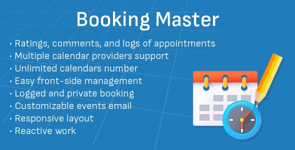 Booking Master