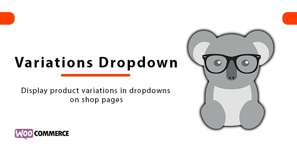 Show WooCommerce Product Variations Dropdown on Shop Page Plugin - CodeCanyon Item for Sale