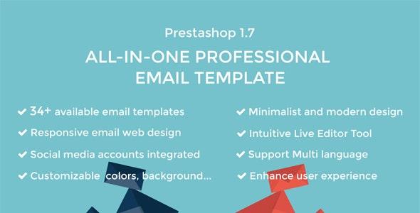 Leo Fuho- Advanced Prestashop Email Template - CodeCanyon Item for Sale