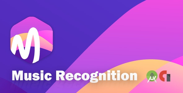 Music Recognition - Android - CodeCanyon Item for Sale
