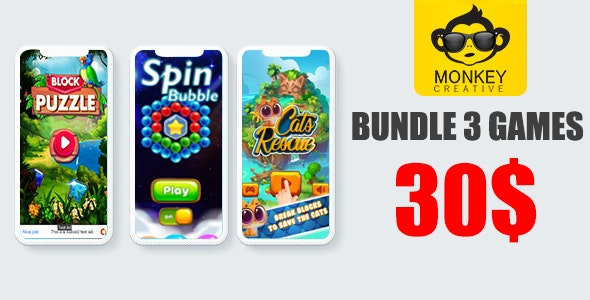 Bundle 3 Games