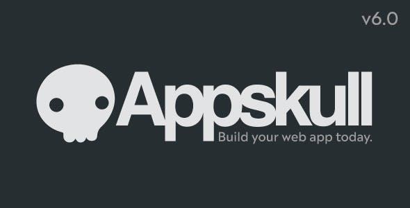 Appskull - Advanced User Login, Registration, Management & Permissions
