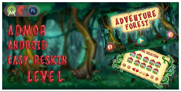 New Forest Game - Adventure