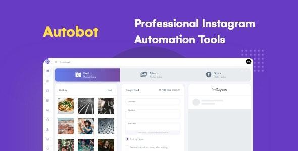 autobot instagram