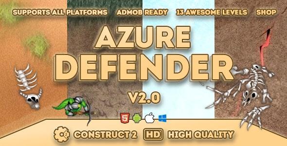 Azure Defender - CodeCanyon Item for Sale