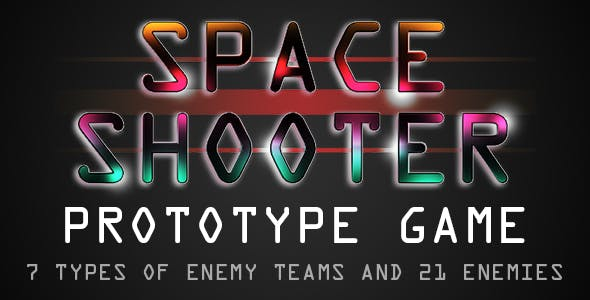 Space Shooter Prototype Game