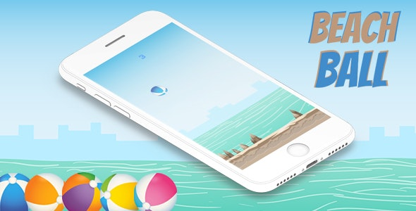 BEACH BALL WITH ADMOB - IOS XCODE FILE - CodeCanyon Item for Sale