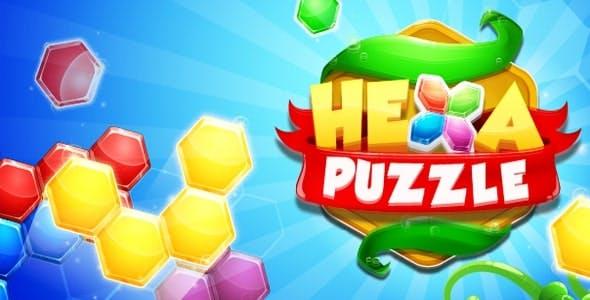 Hexa Puzzle Blocks Complete Unity Project