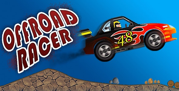 Offroad Racer Game - CodeCanyon Item for Sale