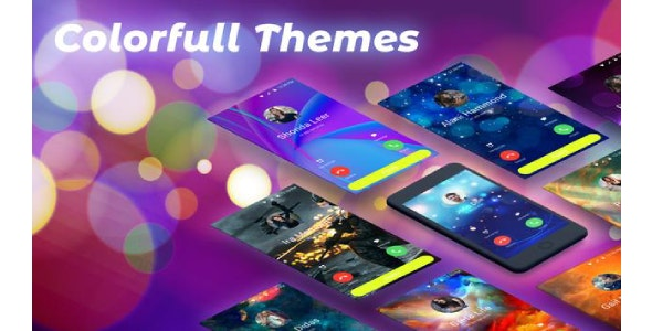 Android Phone Color Caller Screen App - CodeCanyon Item for Sale