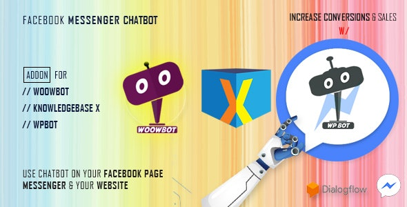 ChatBot for FaceBook Messenger - CodeCanyon Item for Sale