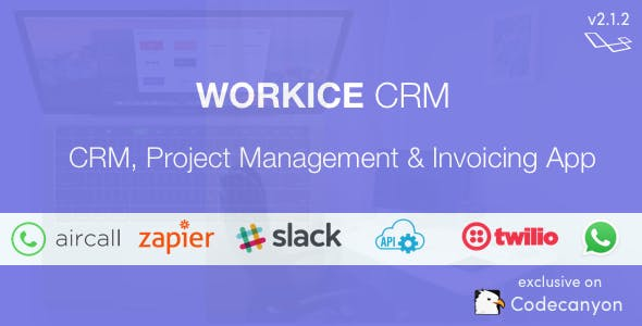 Workice - The Ultimate Freelancer CRM