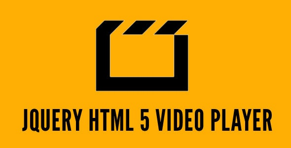 JQuery Html5 Video Player - CodeCanyon Item for Sale