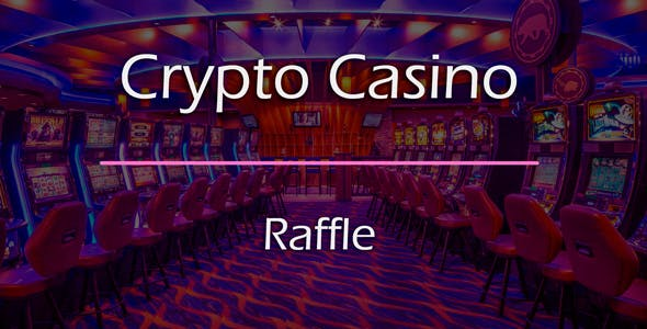 Raffle / Lottery Add-on for Crypto Casino