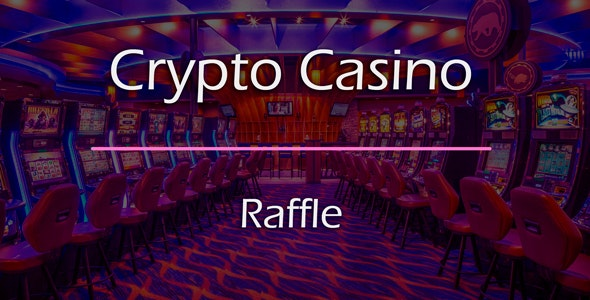 Raffle / Lottery Add-on for Crypto Casino - CodeCanyon Item for Sale