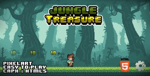 Jungle Treasure - CodeCanyon Item for Sale