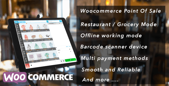 Openpos -  WooCommerce Point Of Sale(POS)