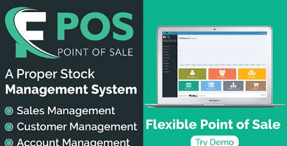 FlexiblePOS with Inventory Management System