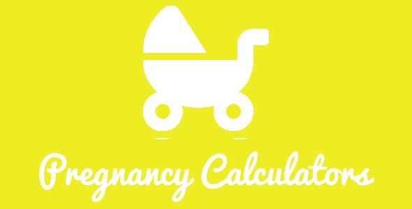 Pregnancy Calculators for WordPress. - CodeCanyon Item for Sale