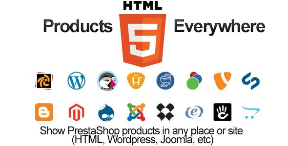 Prestashop Products Everywhere