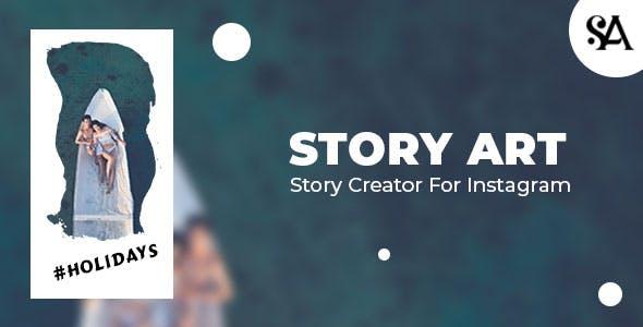 StoryArt - Instagram Story Creator App, Photo Editor