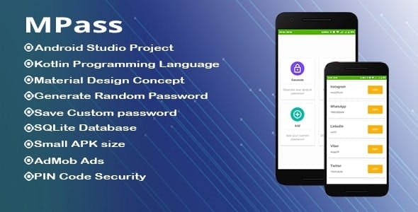 MPass - Simple Password Manager