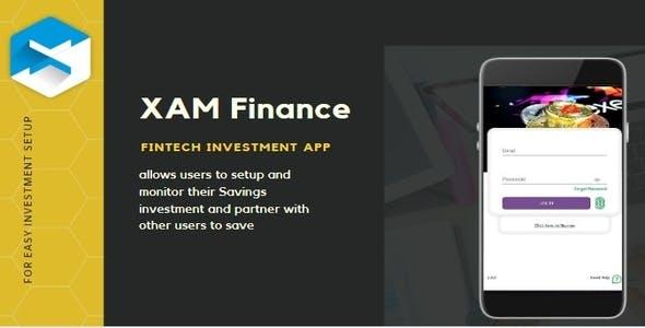 Xamarin Savings and  Finance